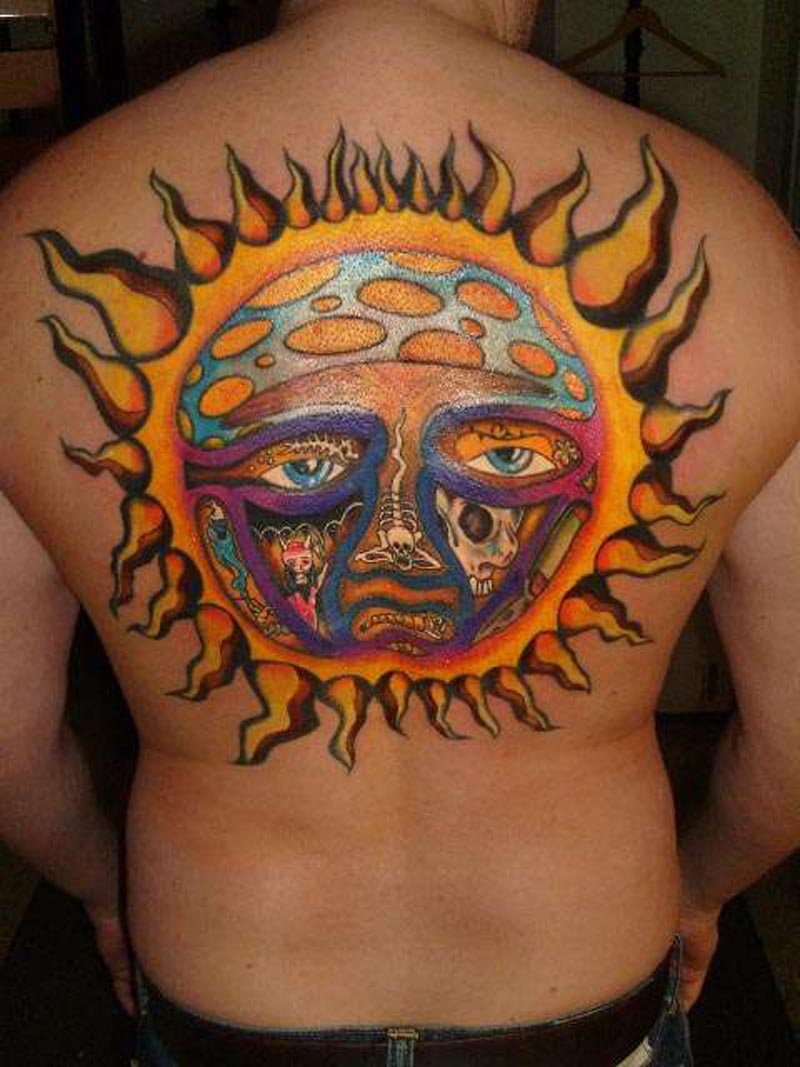 Tattoo Arte Frases 25 Beautiful Sun Tattoo Art Designs And Images Collection