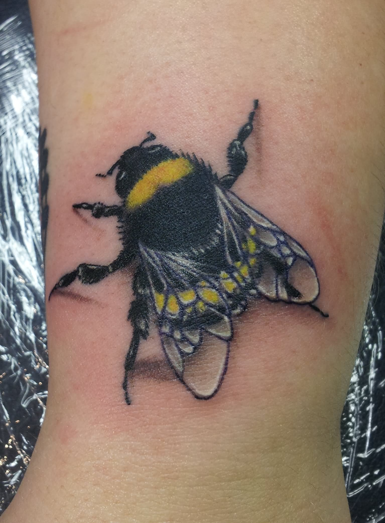 Honey Betekenis 85 43 Beautiful Bee Tattoos Ideas
