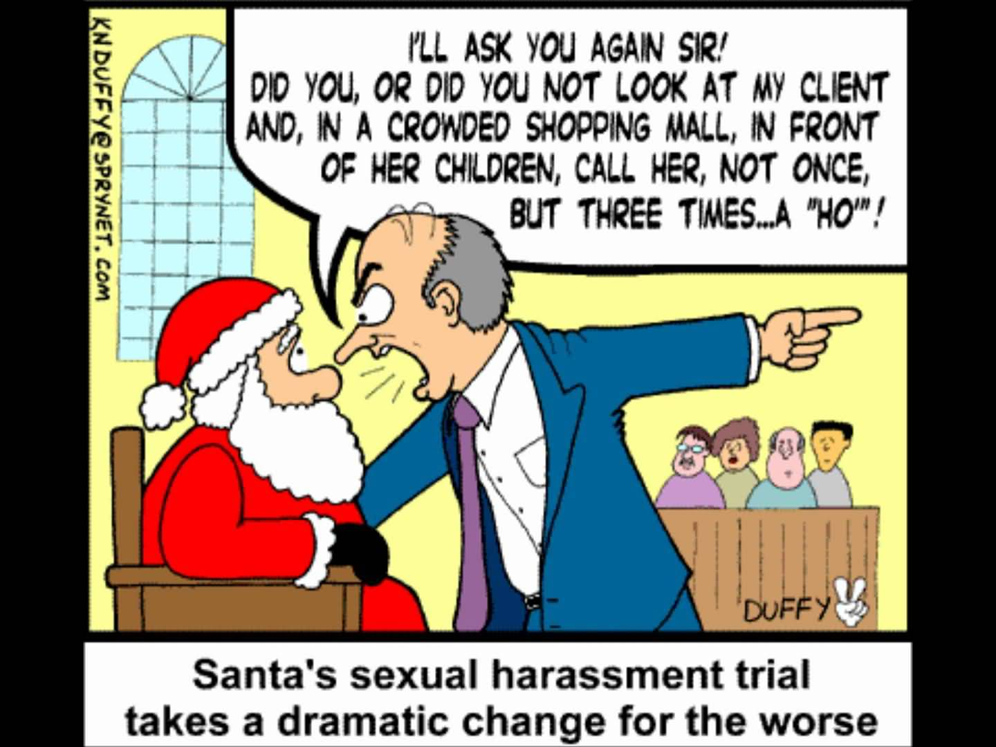 Cartoon Witzige 40 Very Funny Santa Pictures And Images