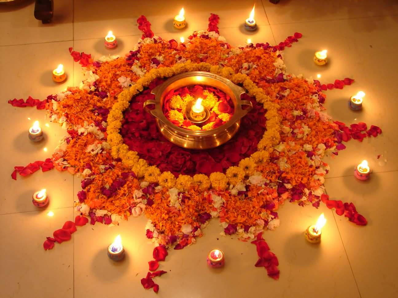 Diwali Lamp Designs 30 Most Beautiful Rangoli Design Ideas For Diwali Decoration