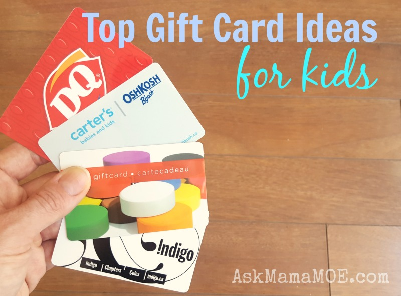 Top Birthday Gift Cards for Kids - Ask Mama MOE