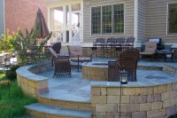 Patio Ideas With Fire Pit On A Budget