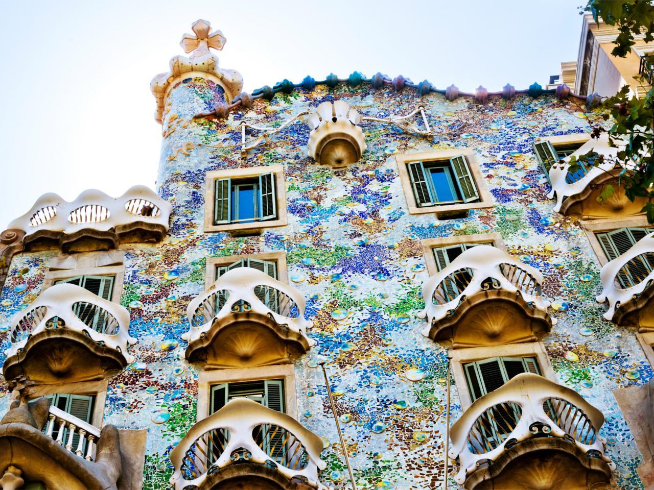 Architekt Barcelona Best Travel Destination In Europe Ask The Monsters