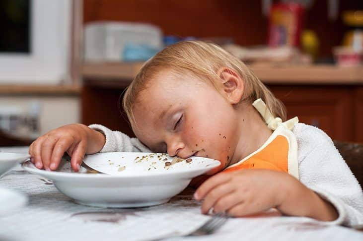 Why do we feel sleepy after eating Tips to avoid