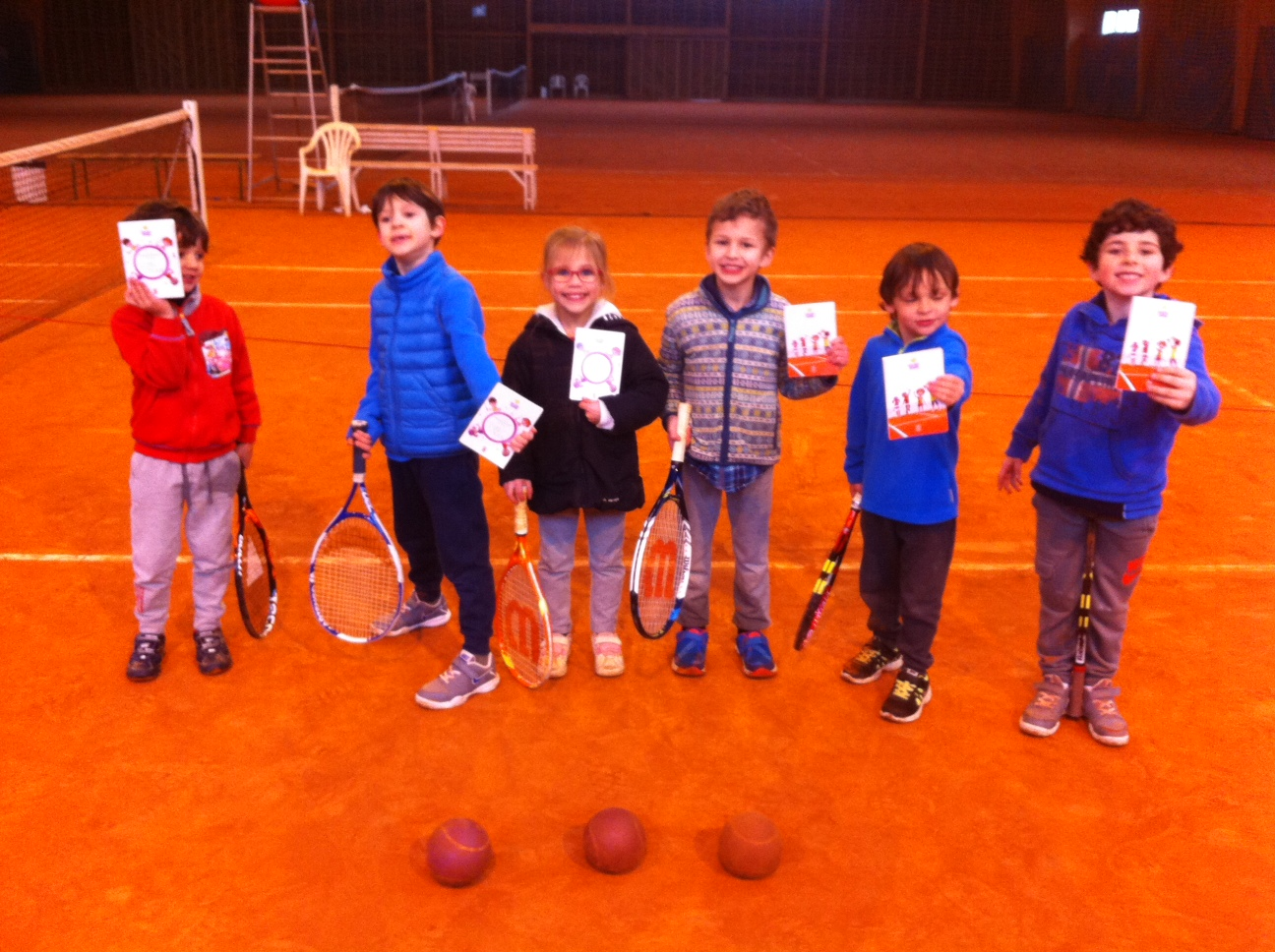 Remise passeports Galaxie Tennis 3