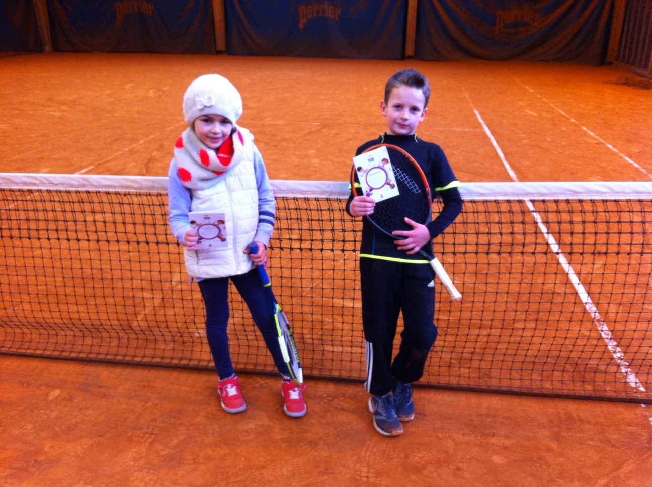Remise passeports Galaxie Tennis 4