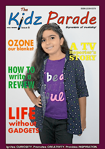 The Kidz Parade Issue 8