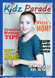 The Kidz Parade Issue 9