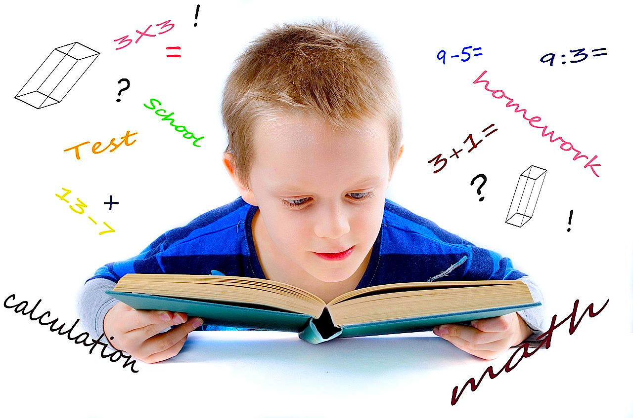 mathematically challenged child - dyscalculia