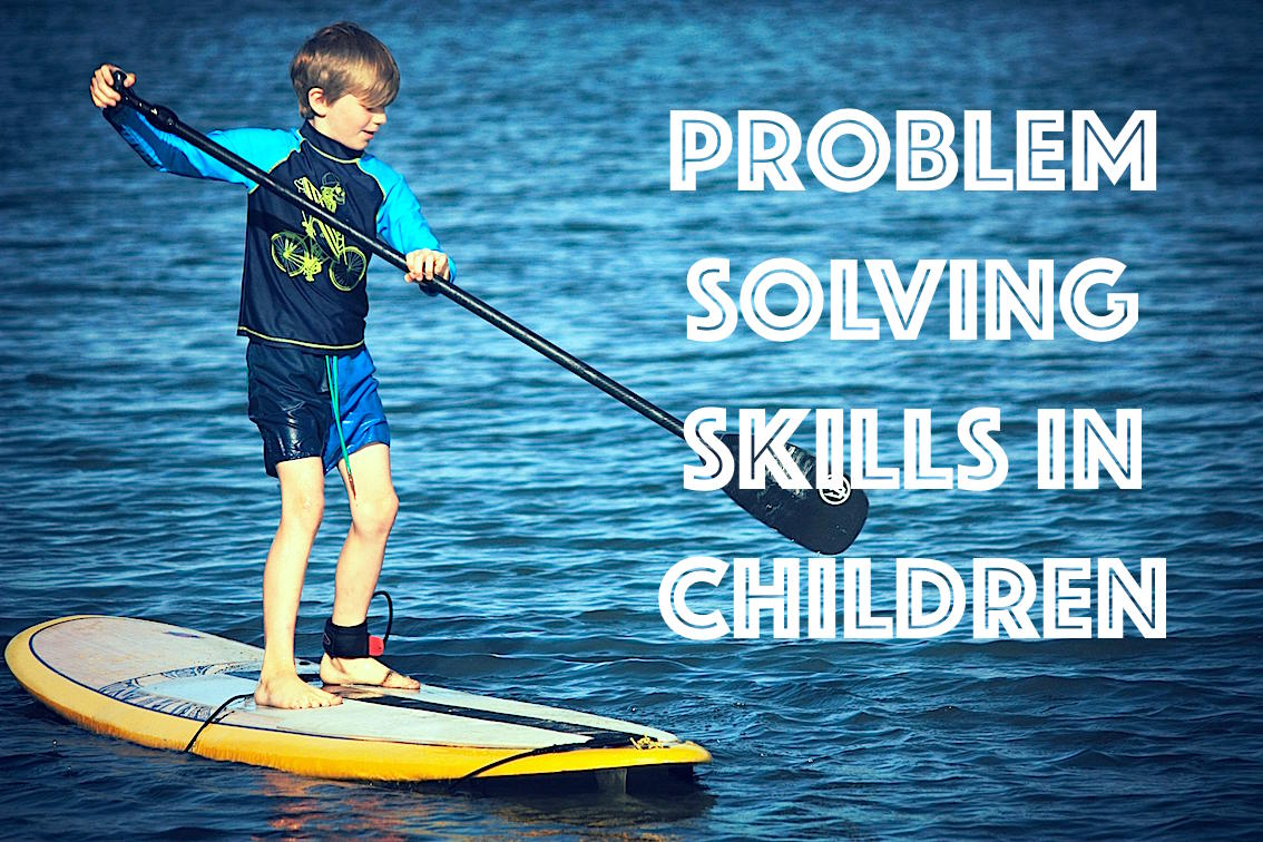Problem solving skills in children
