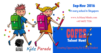 The Kidz Parade Talent Hunt