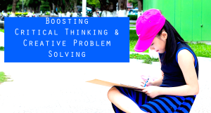 Critical Thinking for children Singapore