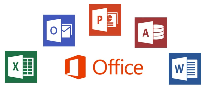 logiciel pack office cv
