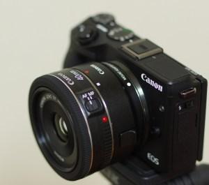 EF40mmF2.8 STM