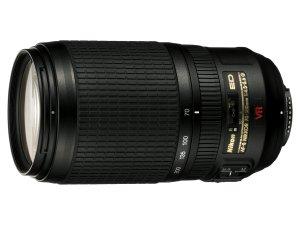 AF-S VR Zoom-Nikkor 70-300mm