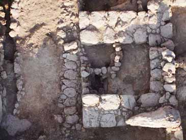 Gate at Khirbet Qeiyafa