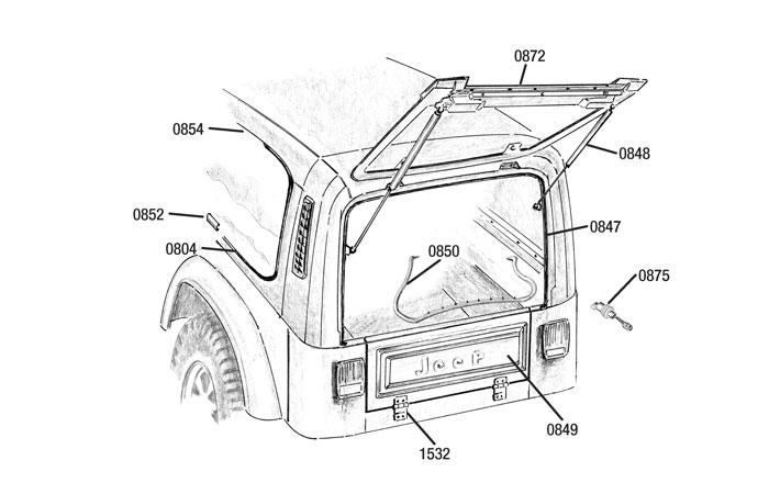 jeep jk sound bar wiring diagram