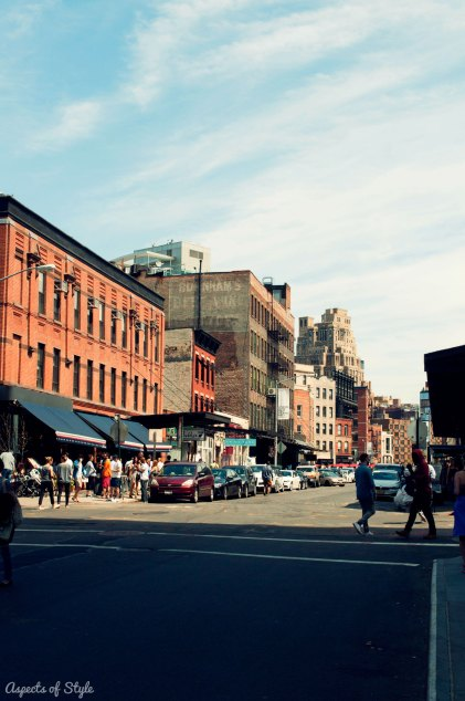 Meatpacking District, New York City