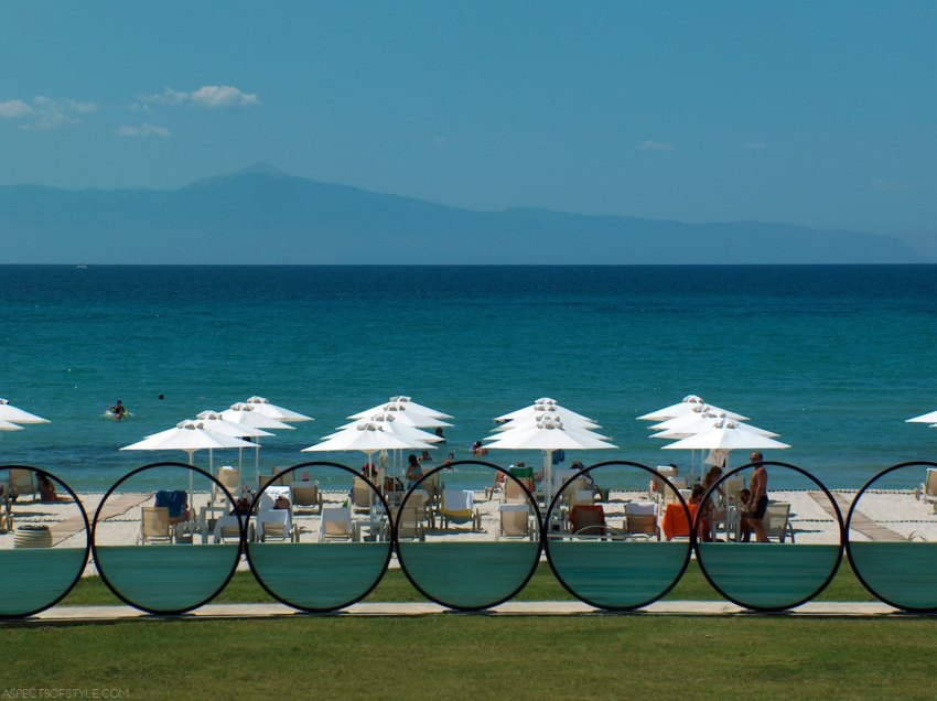 Sani resort, Chalkidiki