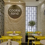 Cookie Land patisserie cafe, Athens
