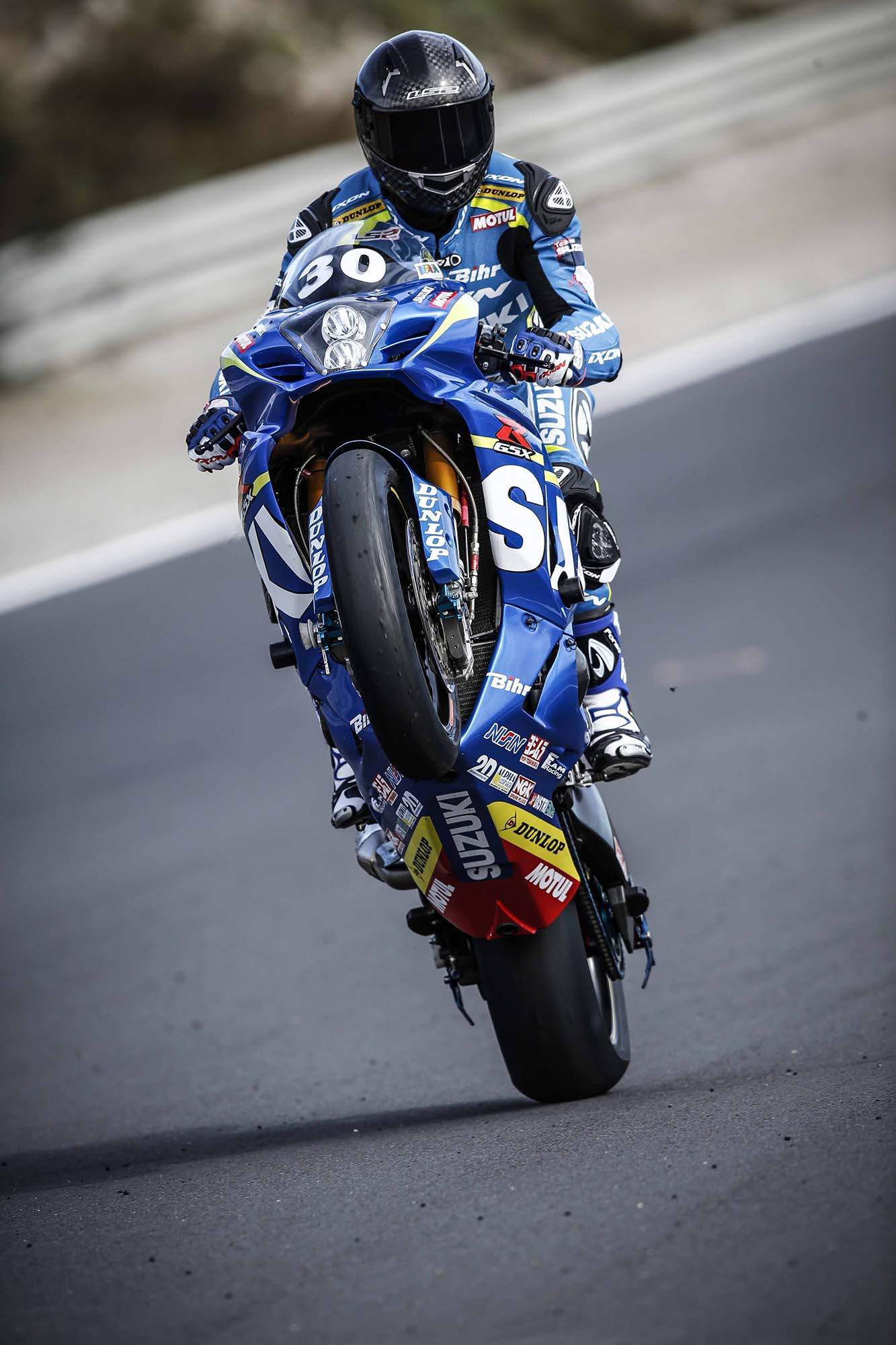 Racing Bike Photos: 2015 Suzuki Gsx-r1000 Endurance Race Bike