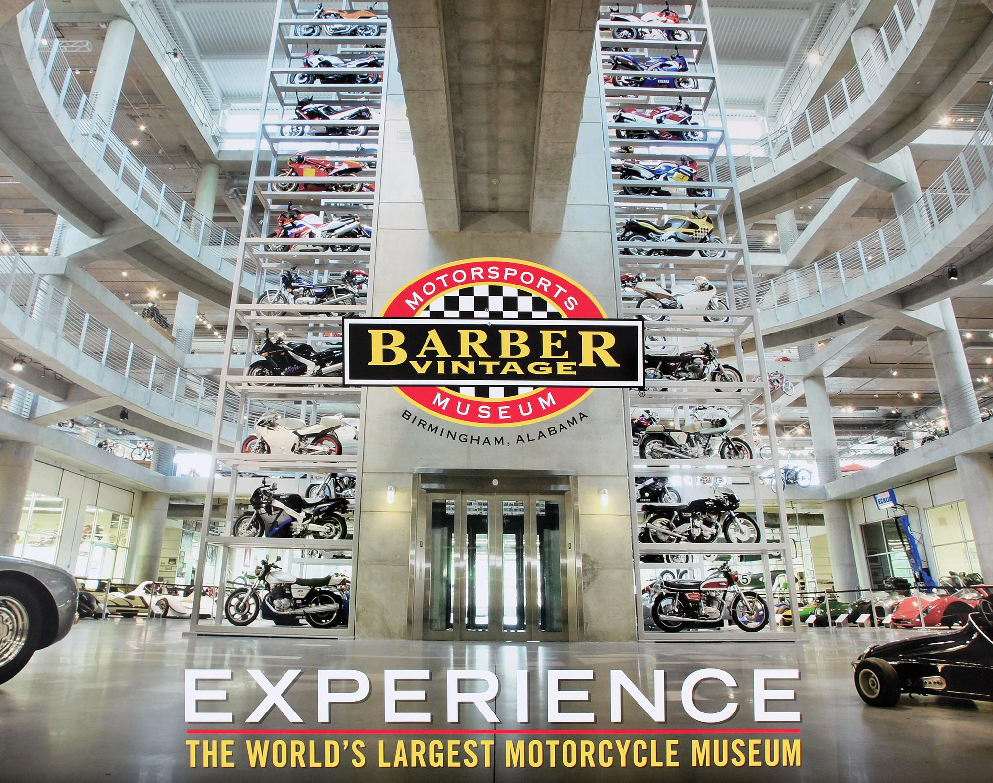 Car Manufacturers Leeds At The Barber Vintage Motorsports Museum
