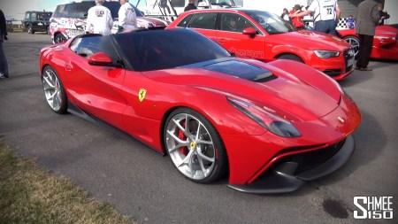 Ferrari F12 Berlinetta For Sale California