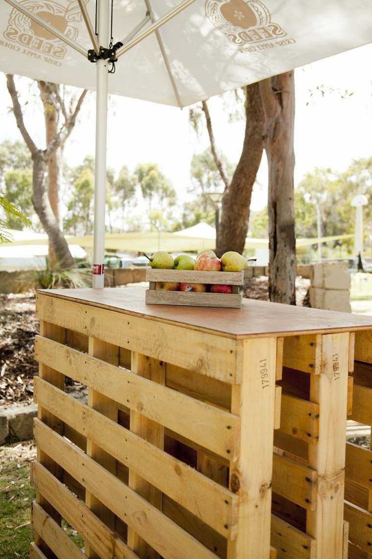 Wood Pallet Garden Furniture Manufacture Benefits Maintenance Paintonline Info