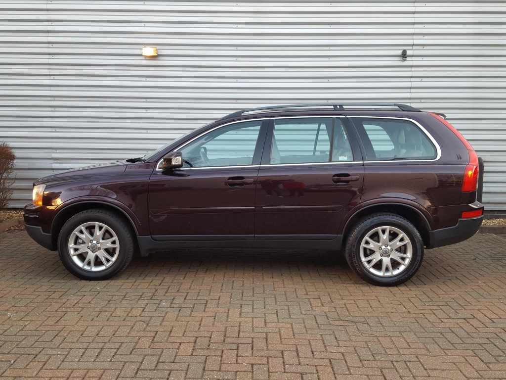 Volvo D5 Mpg Volvo Xc90 D5 Se Awd 2 4 5dr 2006 For Sale Aspinall Cars