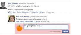 Defaceable Comentarios anónimos en Facebook