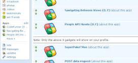 Aplicaciones de Orkut