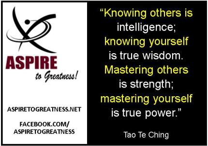 knowing others is intelligence