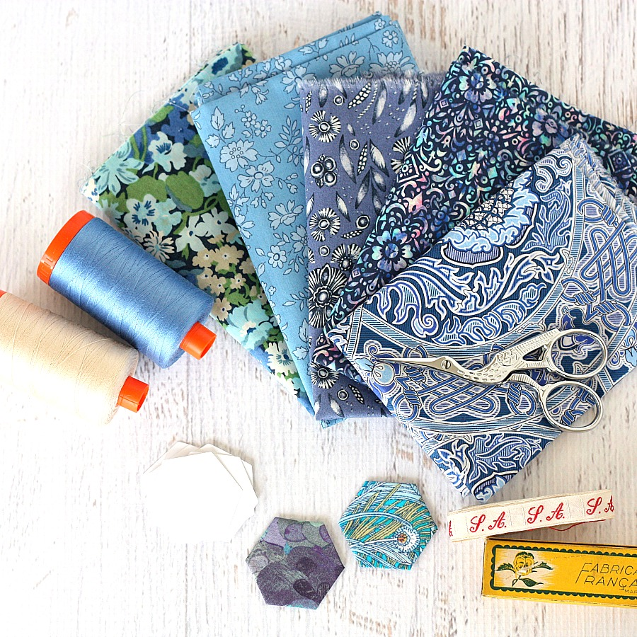 Projects: Liberty Fabric Scrap Buster Projects