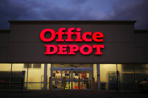 Undervalued Office Depot Could Rise 20 to 60 - Barron\u0027s