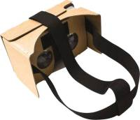 Basetech Headmount Google 3D VR Braun Virtual Reality ...