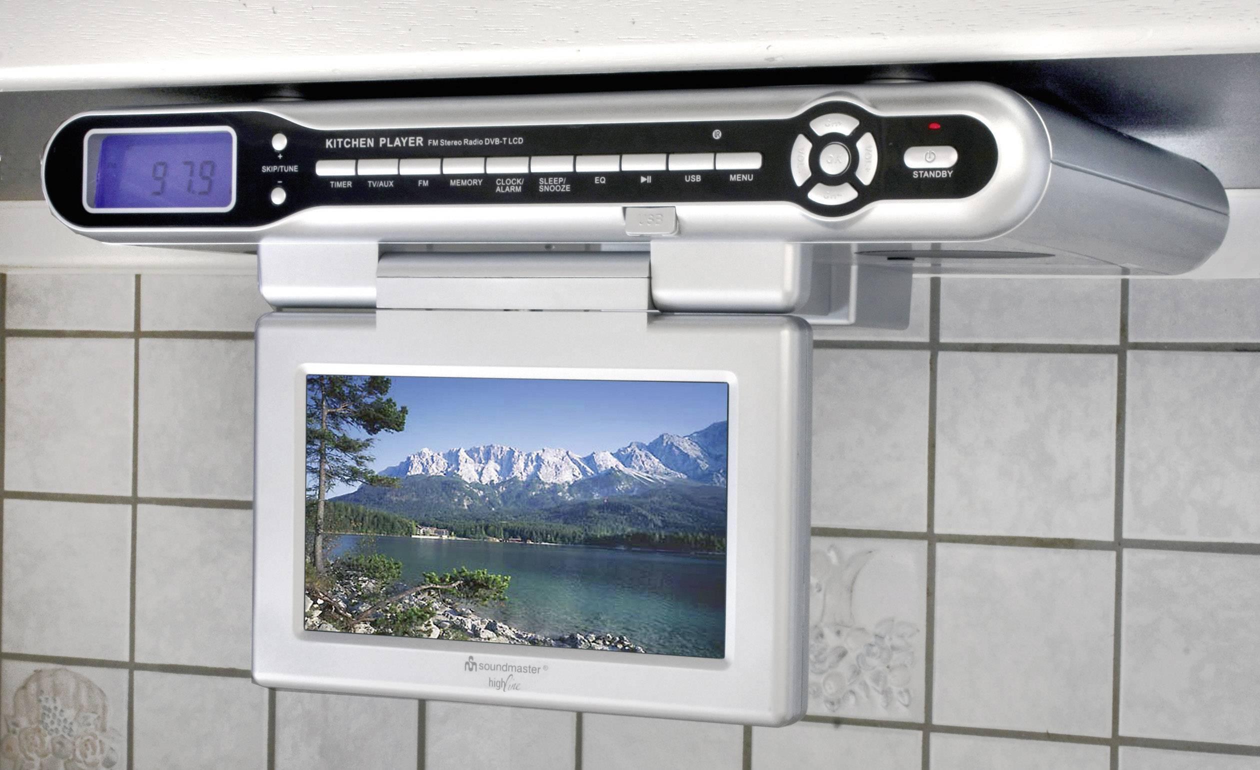 Fernseher Für Küche | Raumteiler Kuche Wohnzimmer Fernseher ...