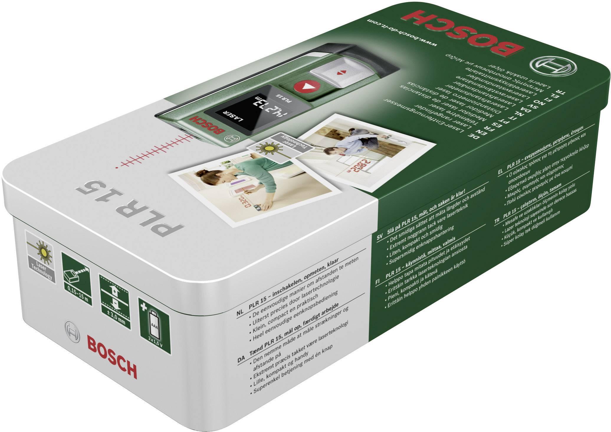 √ bosch laser entfernungsmesser plr test bosch digitaler laser