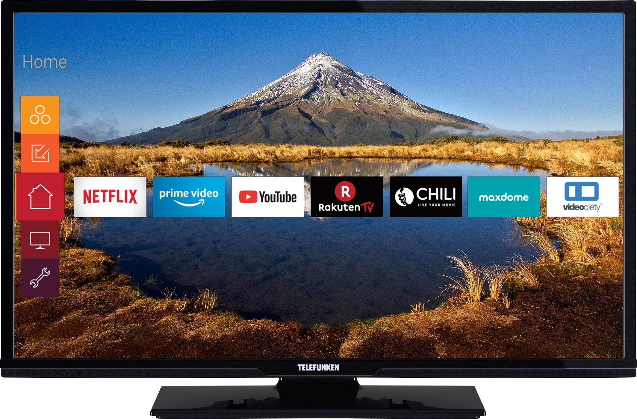 Telefunken Test Telefunken C32f545a Led Tv 81 Cm 32