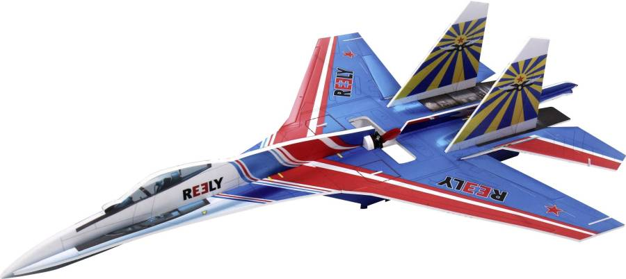 Reely SU27 RC indoor micro aircraft