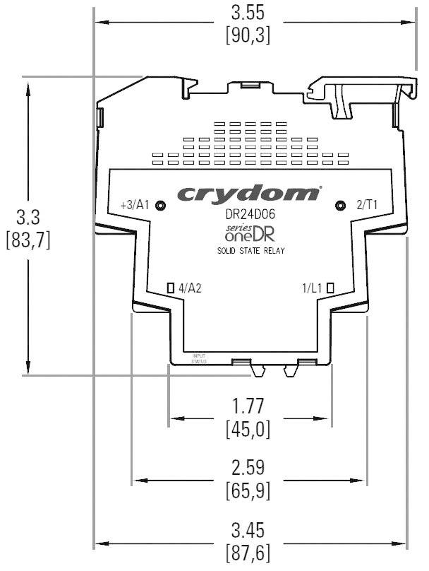 solid state relay crydom