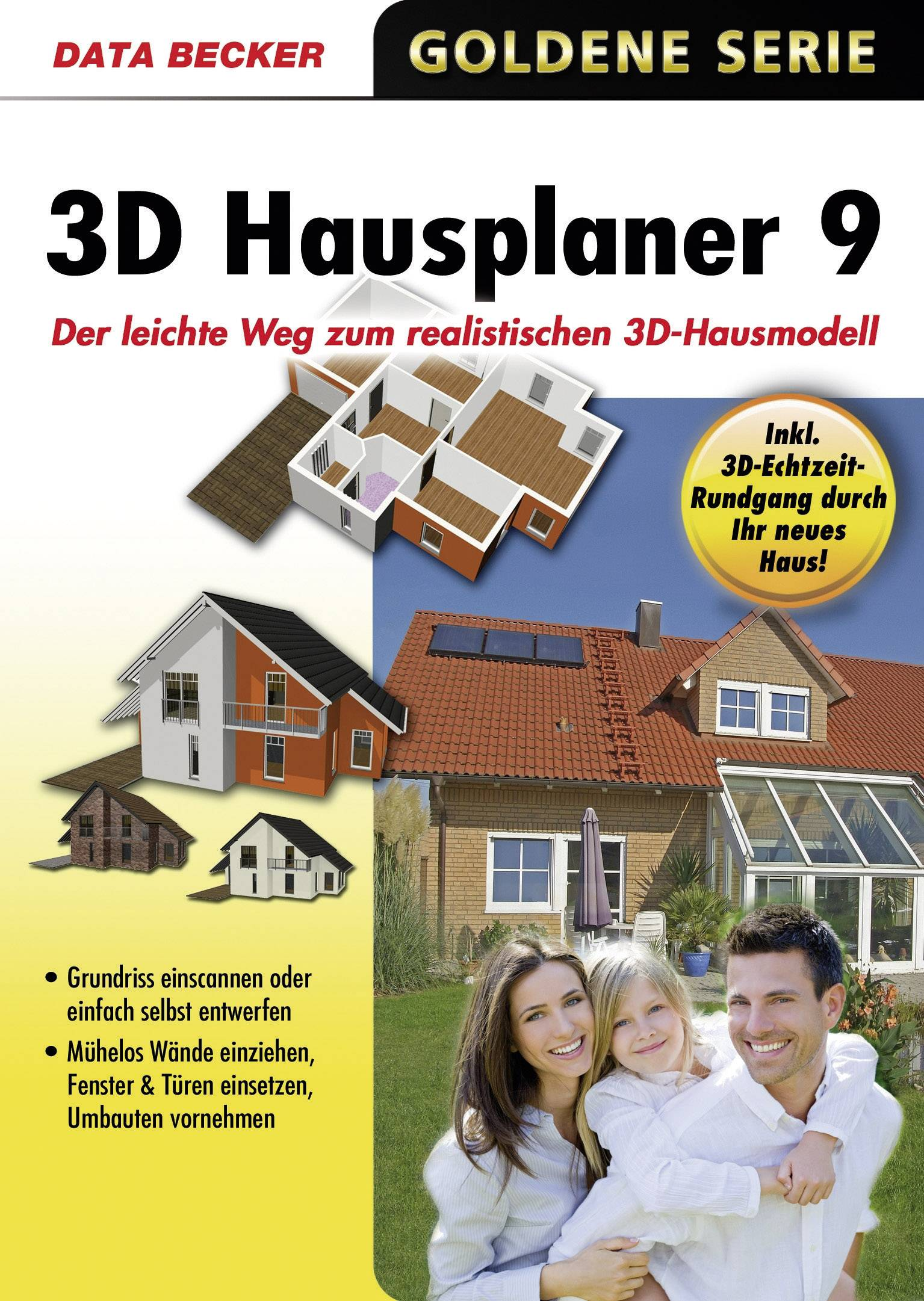 Hausbauplaner Data Becker 3d Hausplaner 9 From Conrad