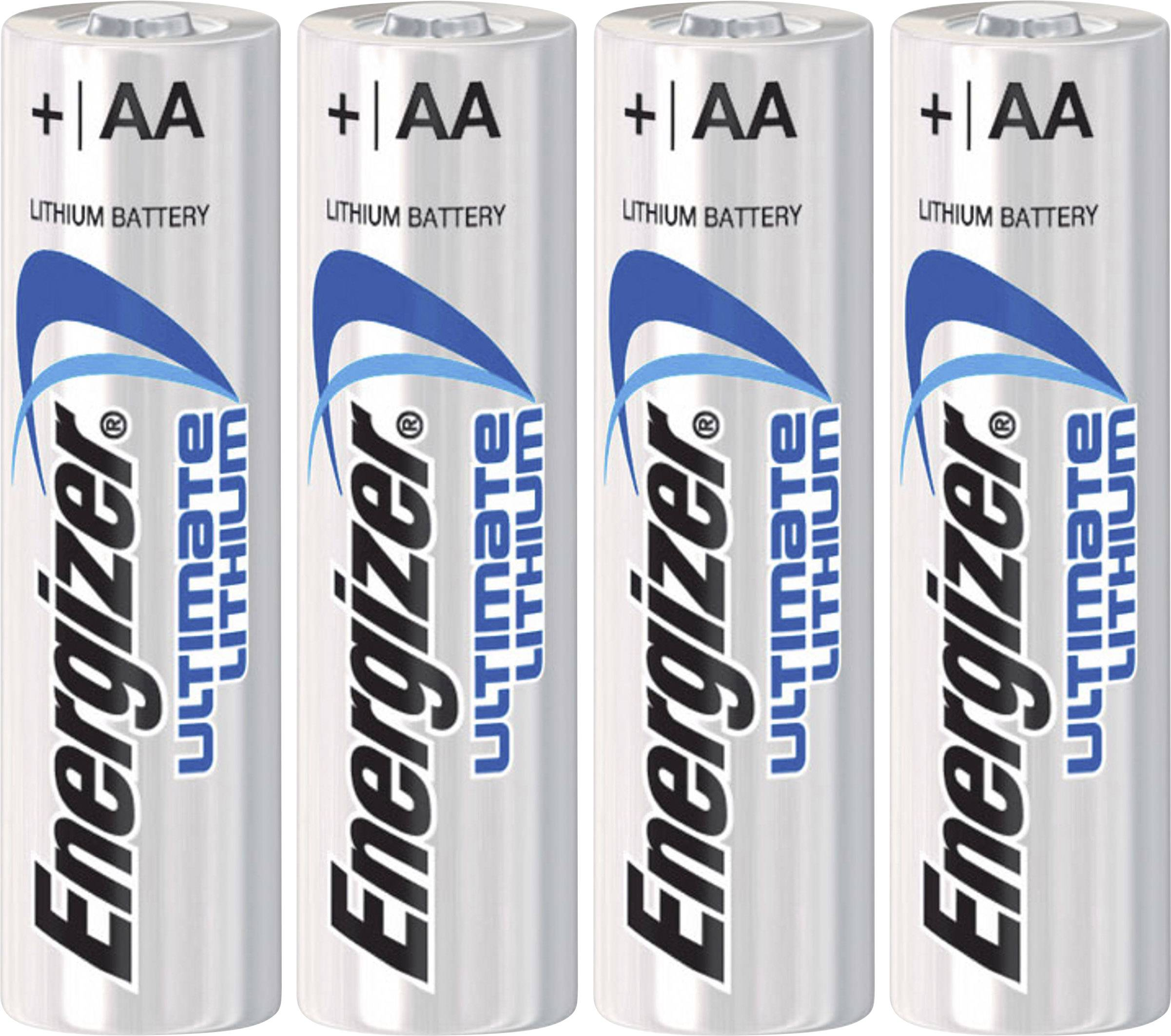 Batterie Aa Aa Battery Lithium Energizer Ultimate Fr6