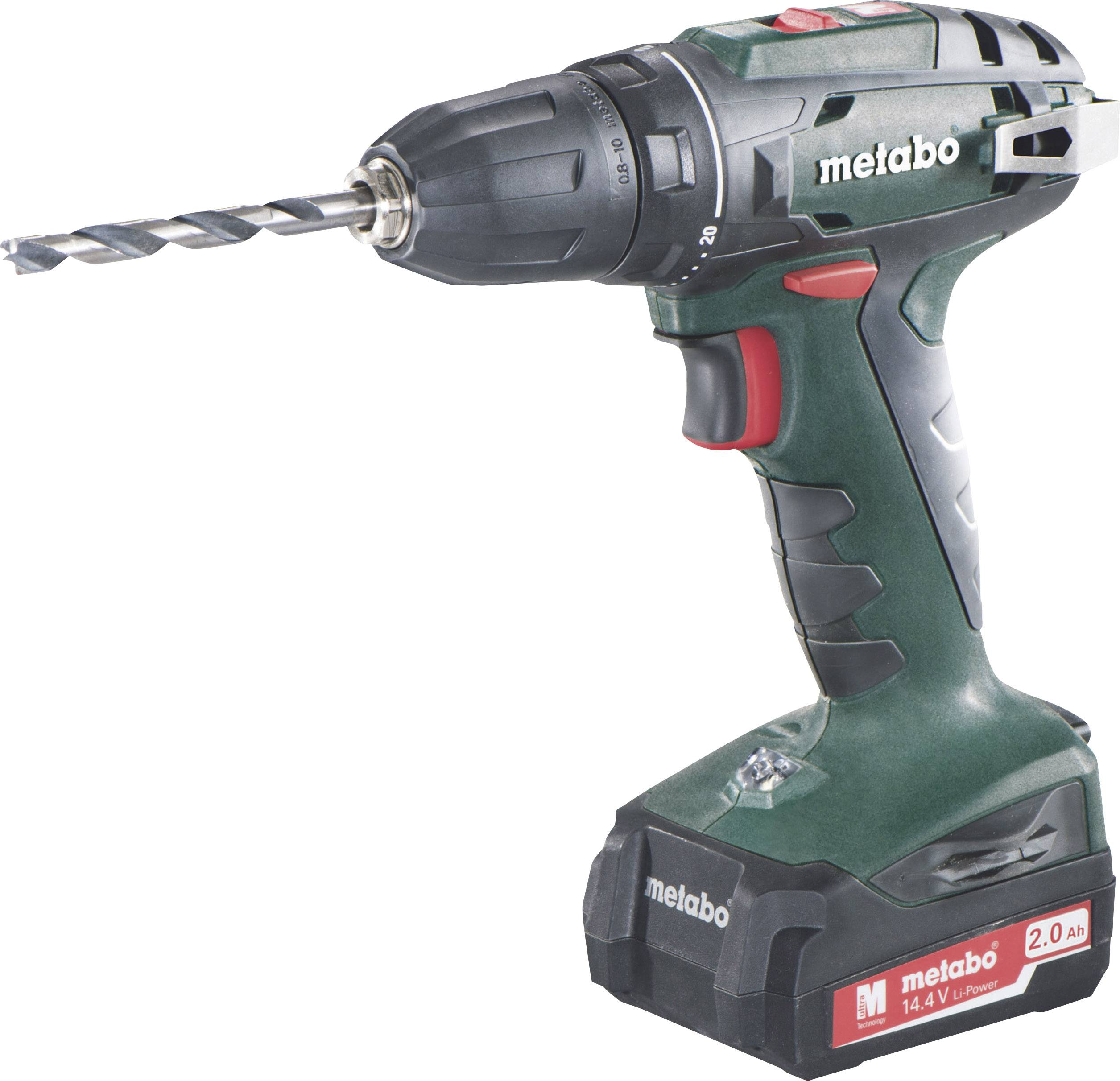 Beste Accuschroefboormachine Accuschroefboormachine Metabo Bs 14 4 Incl Accu Incl Koffer 14 4 V 2 Ah Li Ion