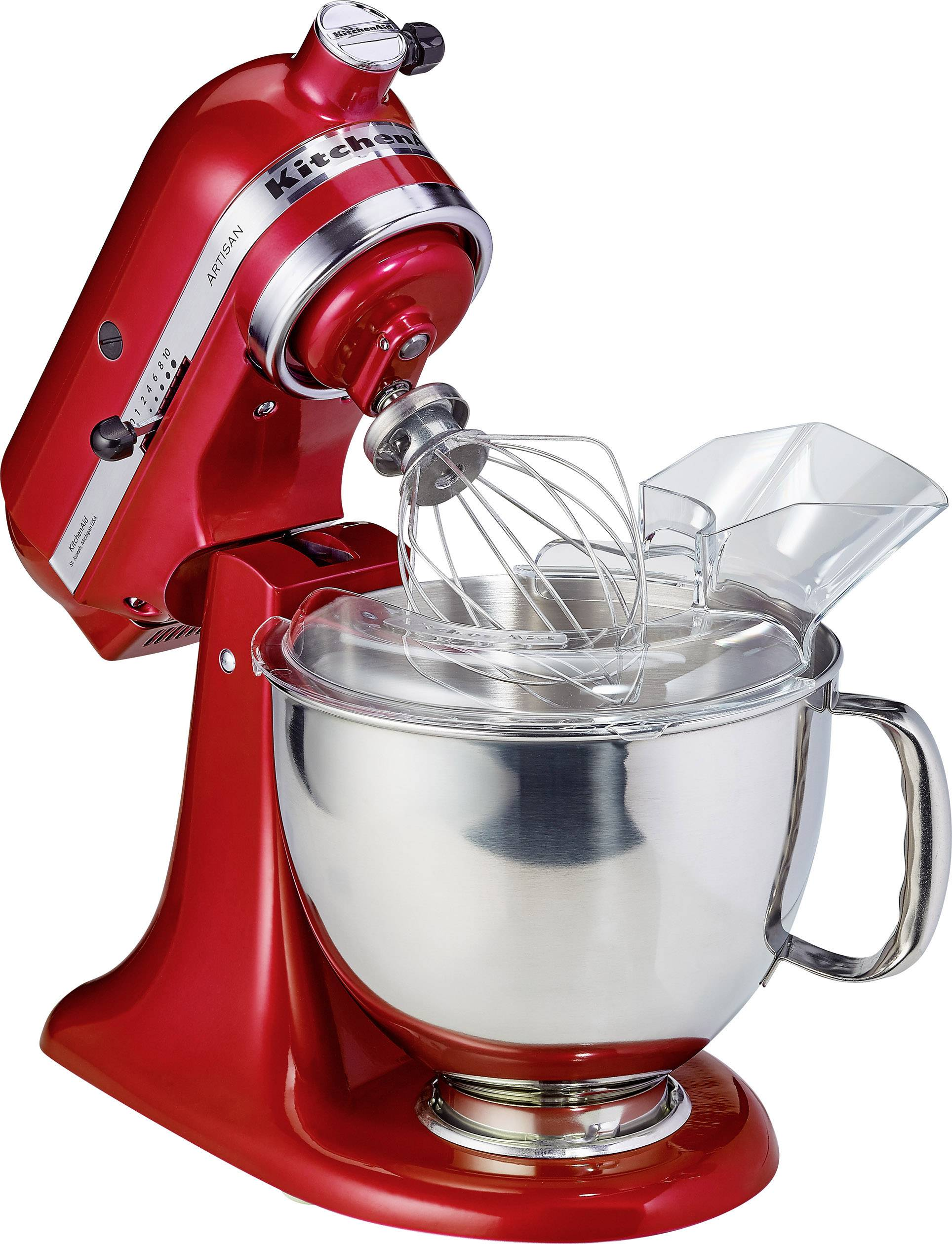 Kitchenaid Küchenmaschine Artisan Rot 5ksm150pseer Test Kitchenaid 5ksm 150 Pseer Kitchen Appliances Tips And Review