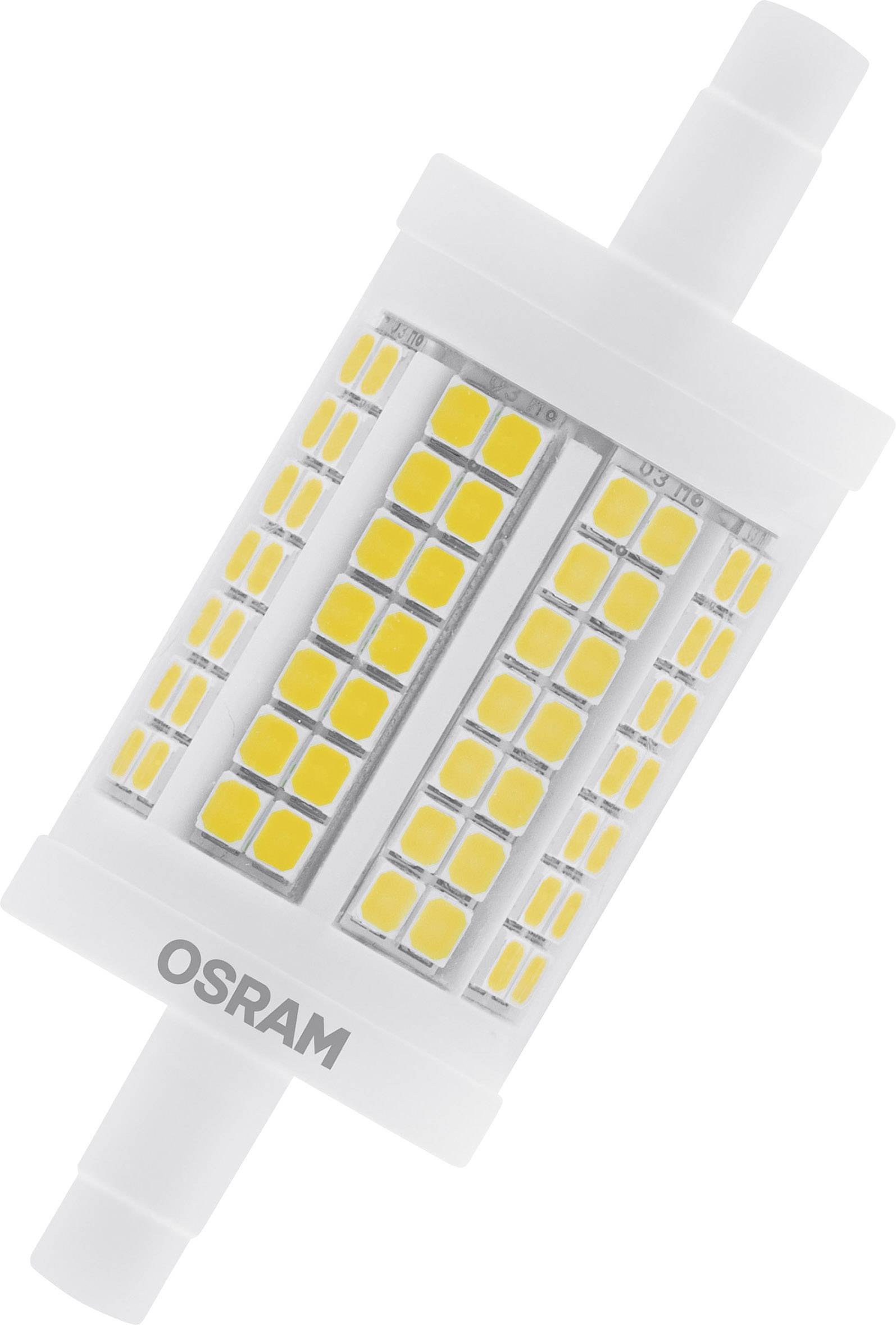 Philips R7s Led Osram Led Energielabel A A E R7s Staaf 11 5 W 100 W Warmwit Ø X L 28 Mm X 78 Mm 1 Stuks