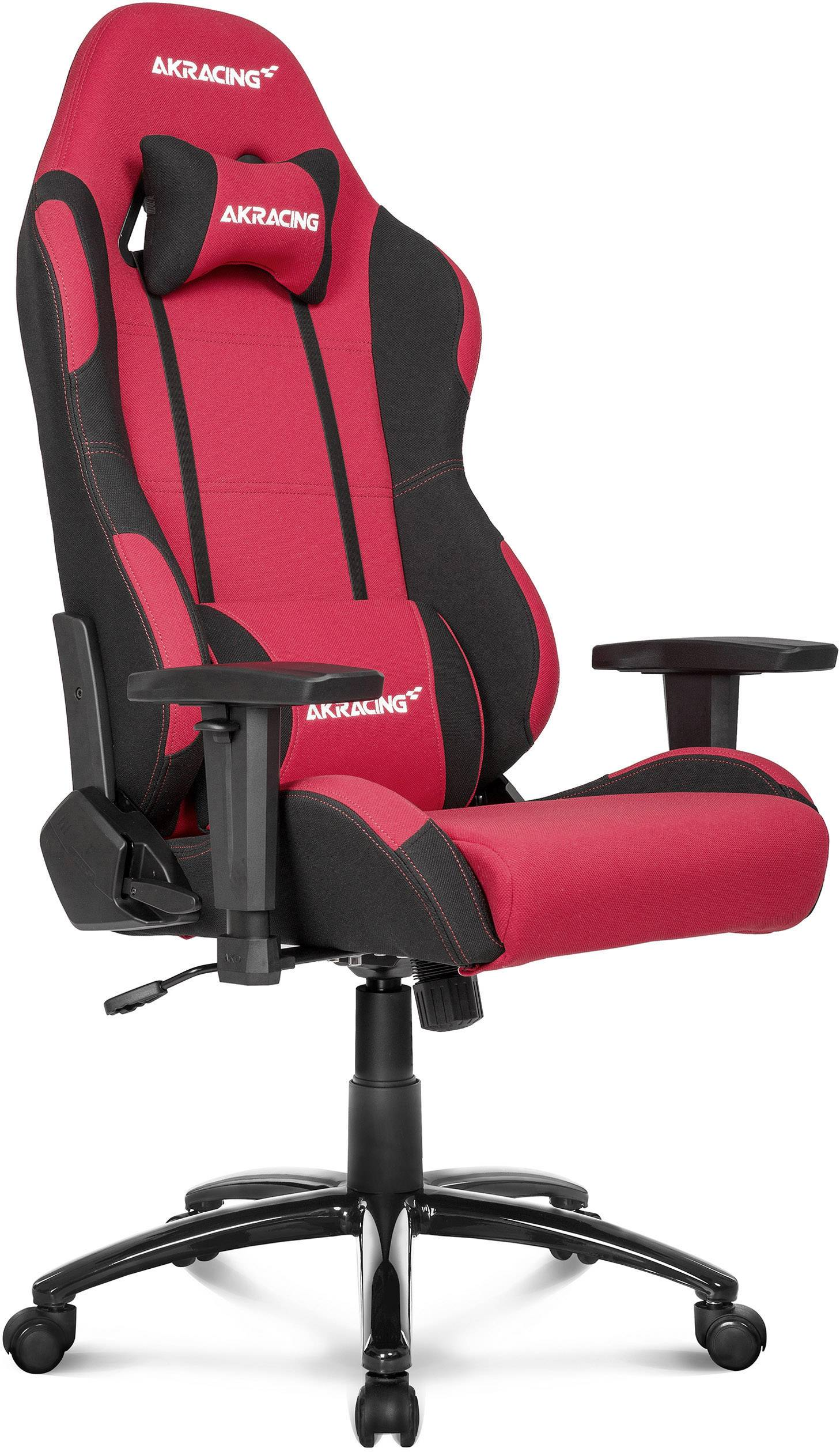 Fauteille Gamer Akracing Core Ex Wide Gaming Stoel Rood Zwart