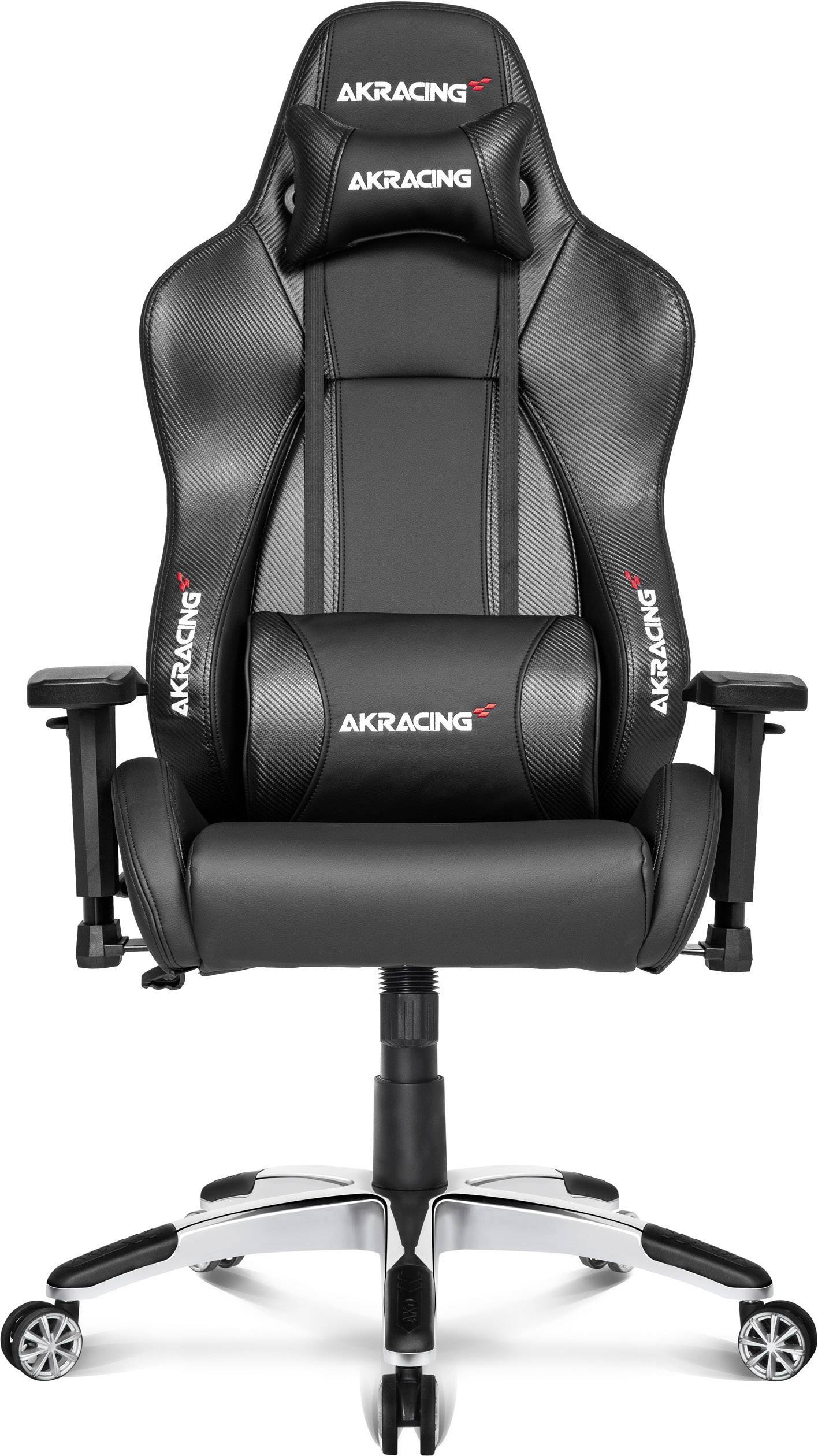 Fauteille Gamer Akracing Master Premium Gaming Stoel Carbon