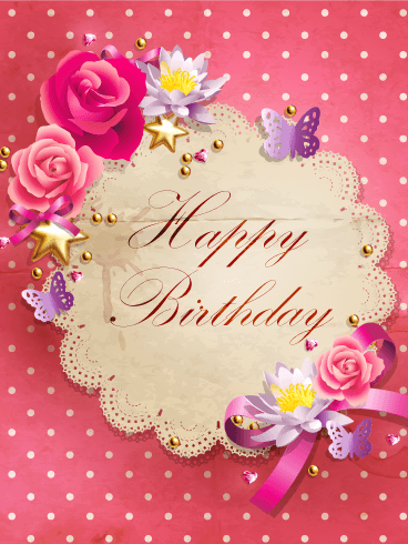 Significant Quotes In The Yellow Wallpaper Birthday Cards For Her Birthday Amp Greeting Cards By