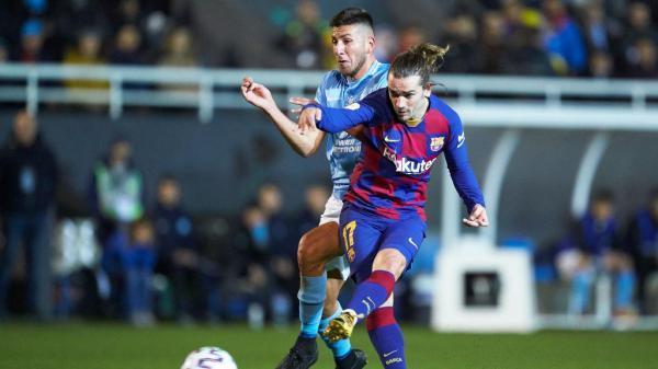 Hasil Pertandingan Copa Del Rey Ibiza Vs Barcelona