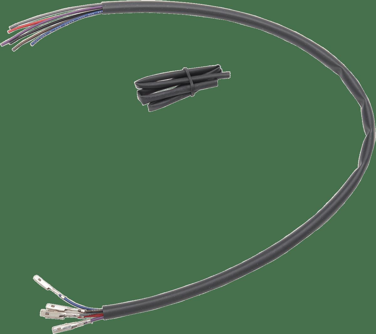 wiring harness extension harley davidson